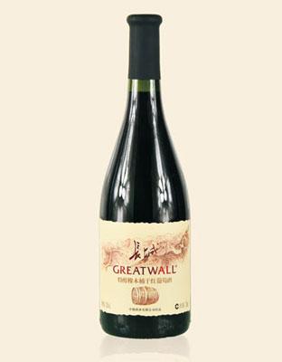 长城特醇橡木桶干红葡萄酒
